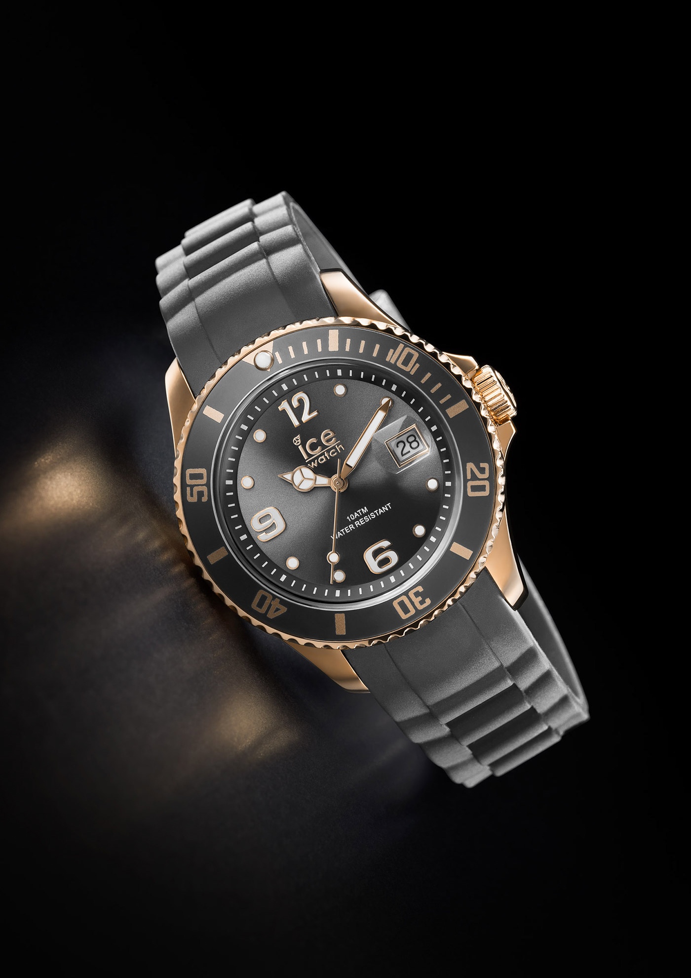 ice watch grise