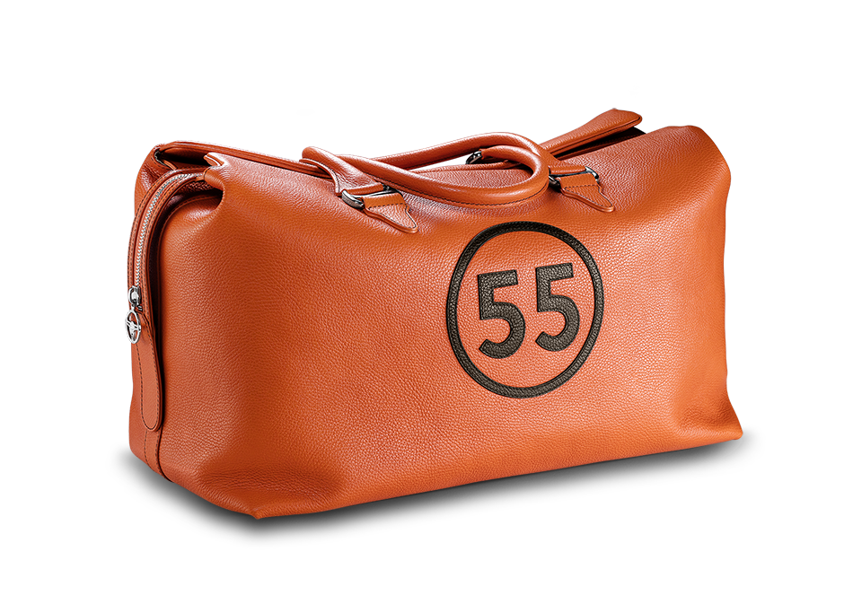 bag weekend orange raidillon v2