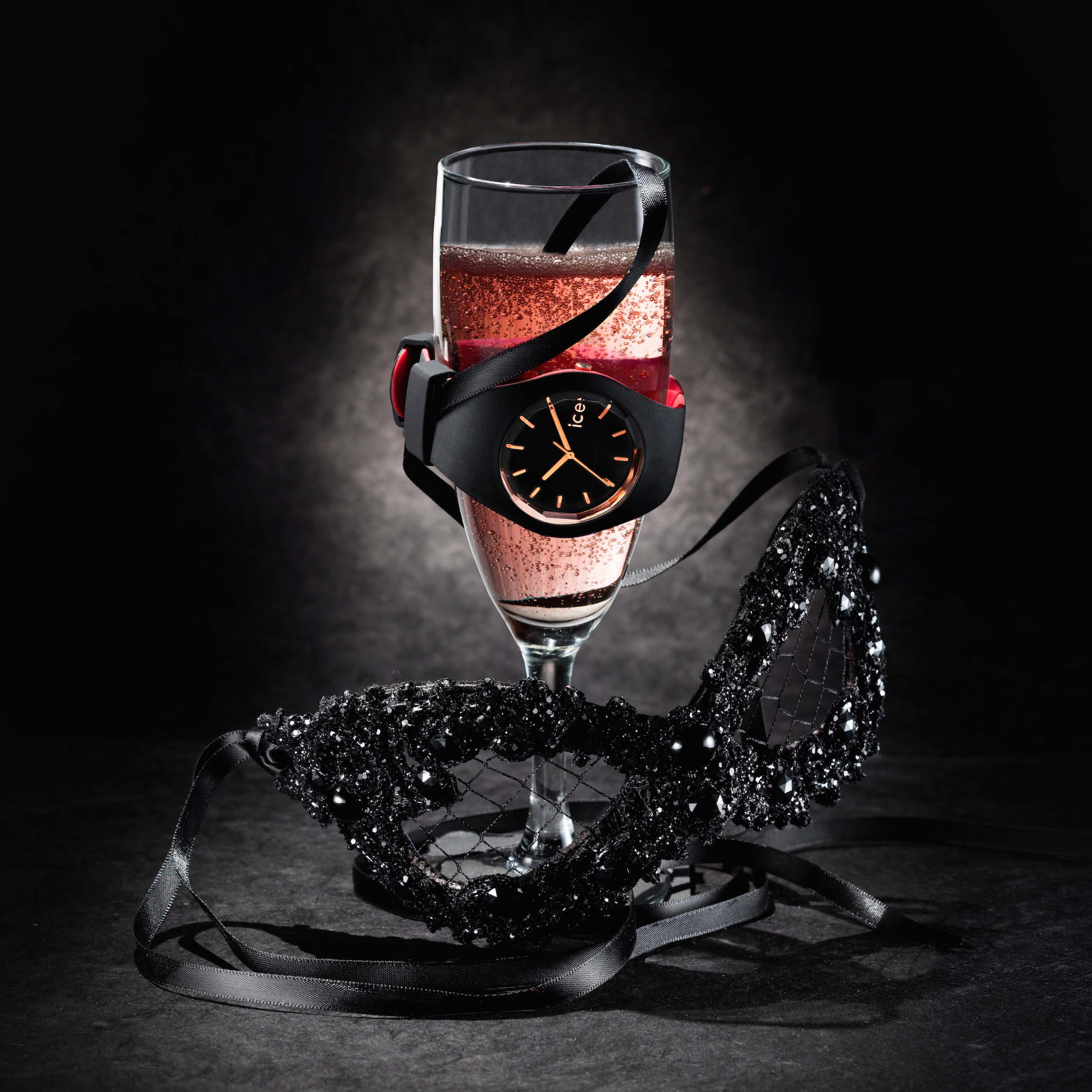 montres watches ice loulou glinter