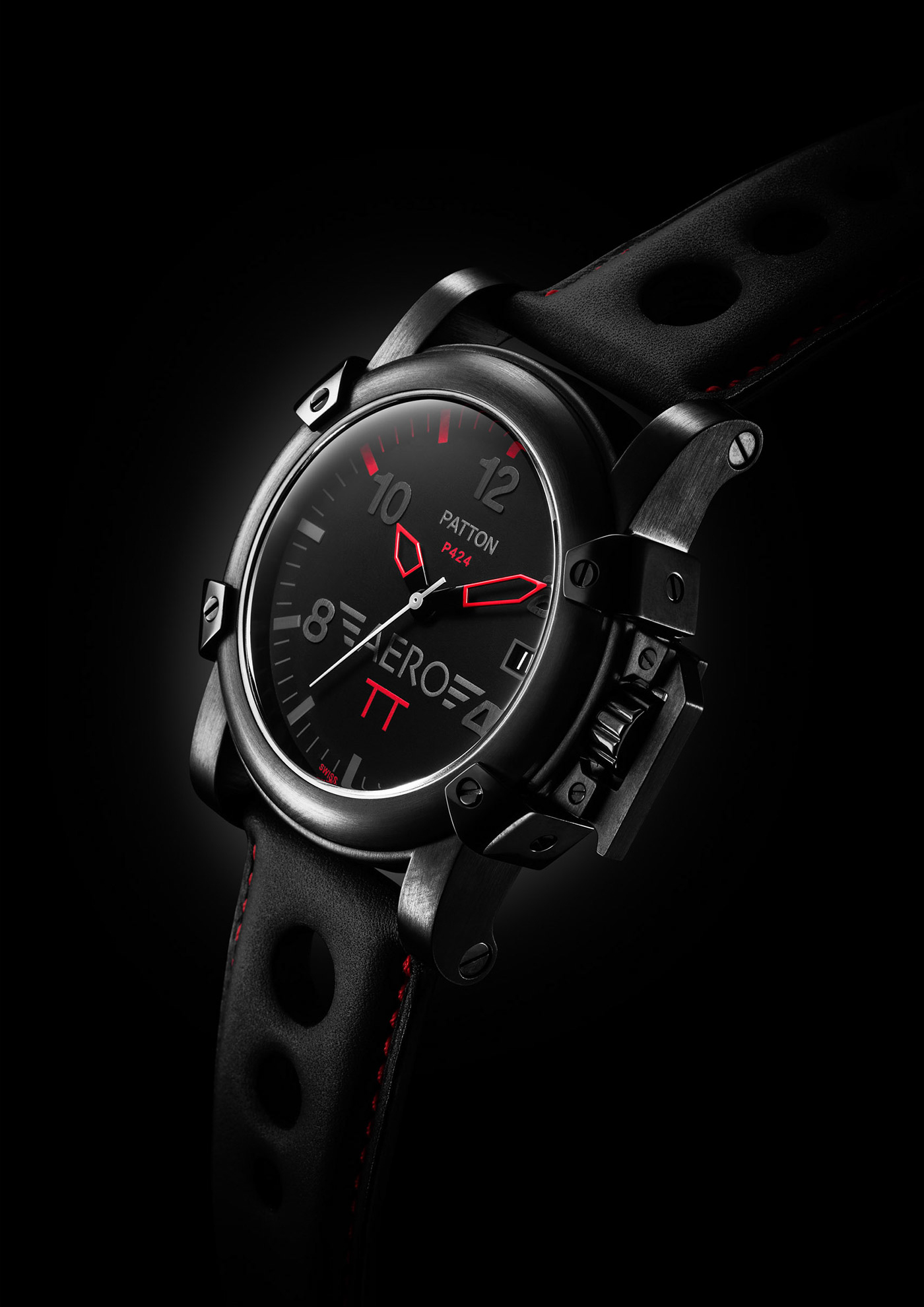 montres watches patton