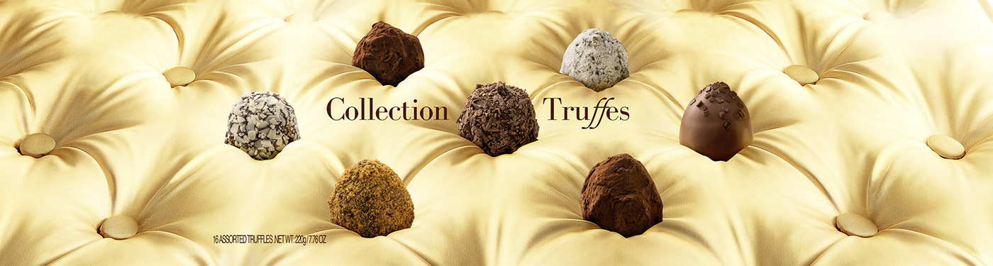 collection truffes godiva